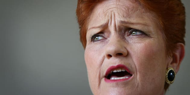 Senator Pauline Hanson thought Culleton would be a good representative.