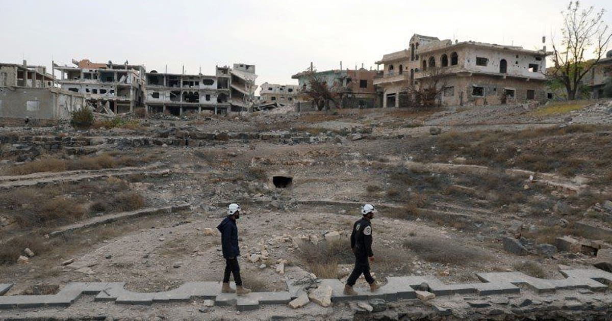 Canada To Accept Up To 250 White Helmet Members Evacuated From Syria
