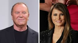 Michael Kors Makes It Clear He Didn't Dress Melania Trump For Joint