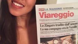 """Per il giornale è un """"invasore straniero"""" ma lei è nata e cresciuta in"""