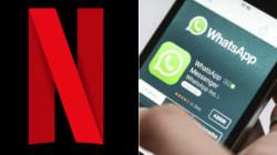 El mensaje de WhatsApp sobre Netflix que no debes ni