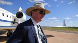 Barnaby Joyce Chooses Potential Trade War Over A World