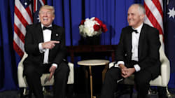 Malcolm Turnbull Says Donald Trump is Showing 'Real