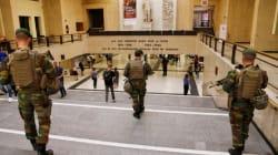 El atacante de Bruselas era un marroquí que llevaba una bolsa con bombonas y