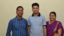 Son Of Dalit Nurse And Govt School Teacher Makes History With Perfect JEE