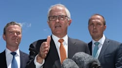 Turnbull Attacks Labor As 'Hopelessly Divided' On National