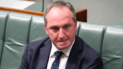 'Shell-Shocked' Barnaby Joyce Woke Up And Went To Work A Kiwi,