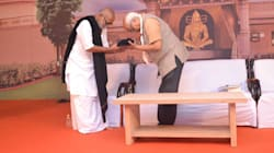 At A Hindu Saint's Gujarat Ashram, A Clarion Call For Indo-Pak
