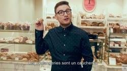 Cet Anglais a osé se moquer de nos boulangeries (mais il n'a pas