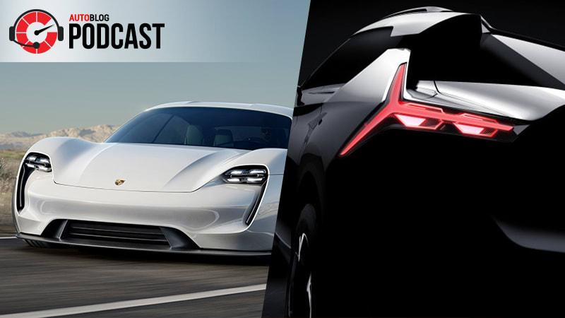 Porsche Mission E pricing and Ford's autonomous driving experiment | Autoblog Podcast #526