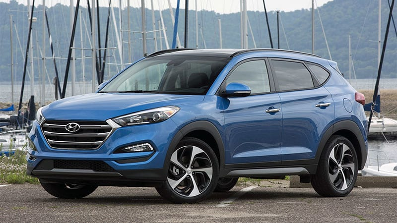 hyundai tucson n would be a hot, turbocharged, compact crossover