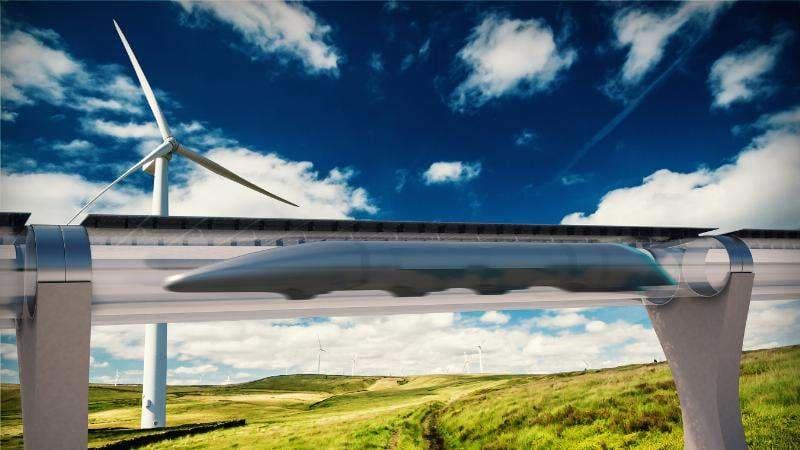 Elon Musk's Hyperloop idea still in motion