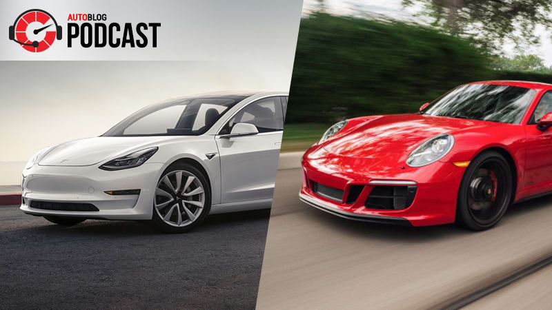 Next moves for the Tesla Model 3 and Bollinger B1 | Autoblog Podcast #522