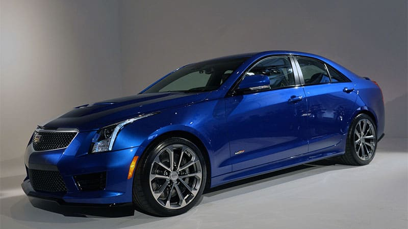 Cadillac ends production of the ATS sedan with 2018 model