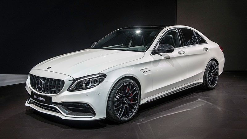 Mercedes Amg C 63 To Go Hybrid Maybe Awd Autoblog