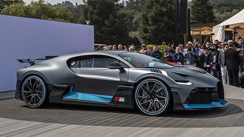 Volkswagen Group Plans Super Premium Division Headed Up By Porsche