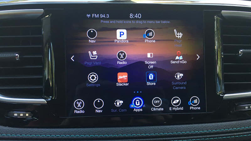 Car technology I'm thankful and unthankful for
