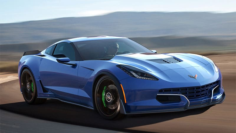 Genovation Gxe Electric Corvette Grand Sport Conversion Coming To Ces