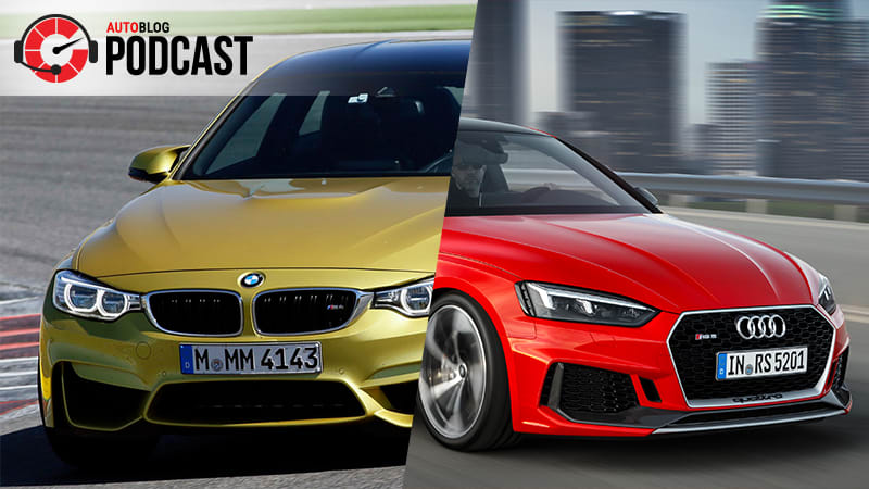 Autoblog Podcast 546 Bmw Audi And The State Of Luxury Coupes