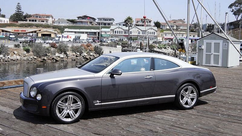 Ares Design Coupe For The Bentley Mulsanne Is Grand