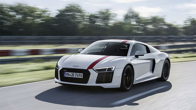 Audi R8 RWS an compelling bargain at $139,950