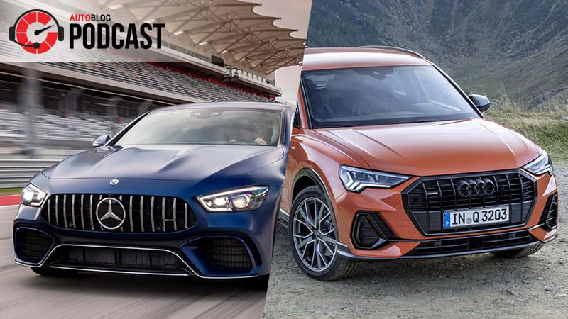 Fast sedans and loose Tweets | Autoblog Podcast 555