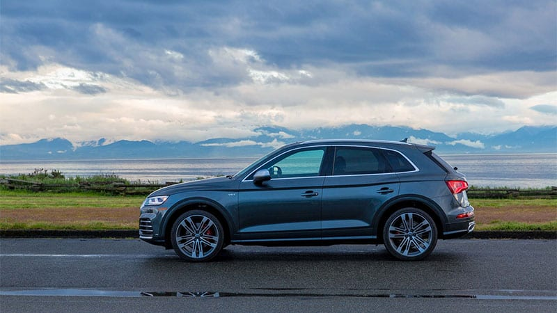 Audi Q5 Crossover E Tron Phev Version Will Have Greater Electric Range Autoblog