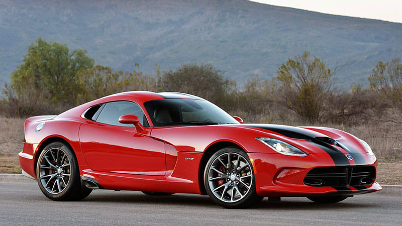 Dodge to resurrect the Viper a second time