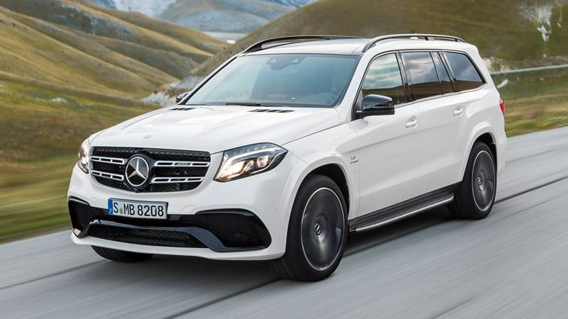 2017 mercedes gls brings benz 39 s flagship suv up to date for Mercedes benz gls suv 2017