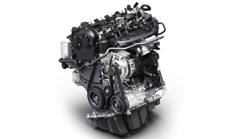 Audi 20 T Engine Recall