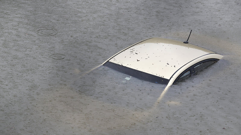 12 tips to tell if you're buying a flood-damaged used car