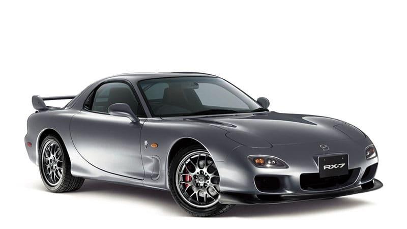 Mazda RX-7 could return in 2020