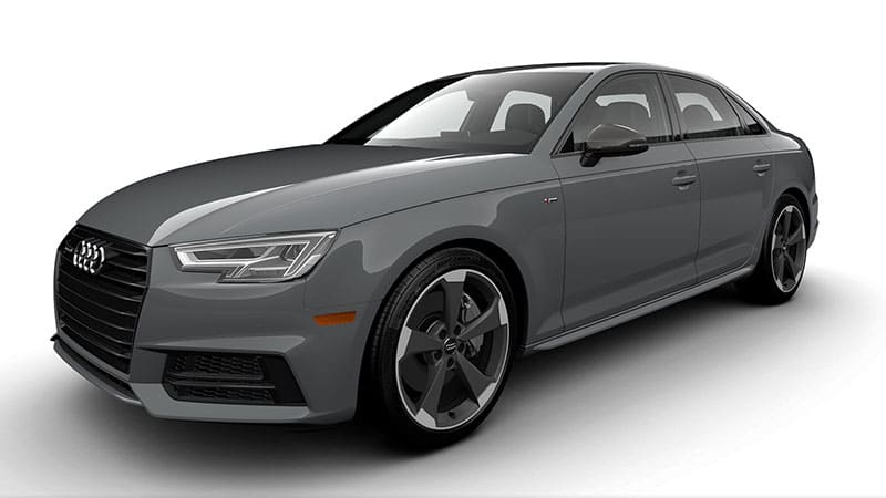 Audi A4 Ultrasport limited edition celebrates the end of U.S. manuals