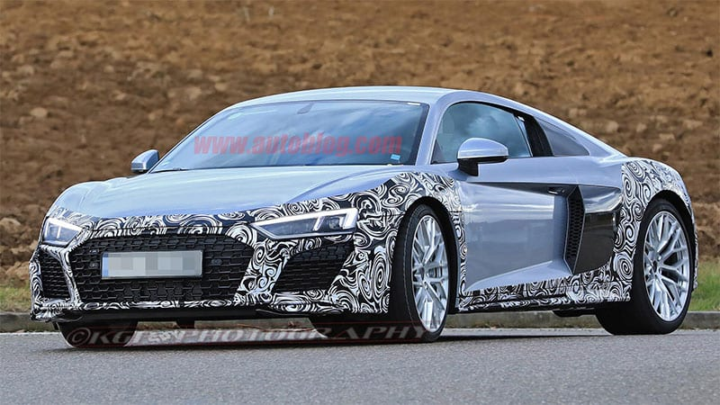Audi R8 V6 reported on the way again