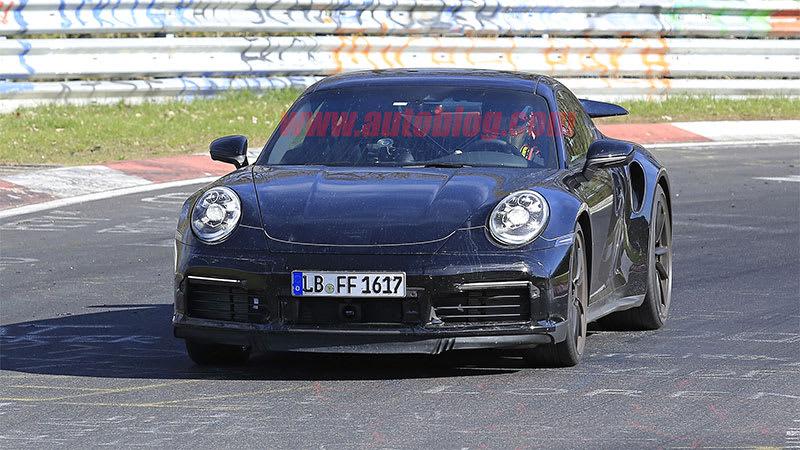 Next-gen Porsche 911 Carrera to start with 390 horsepower