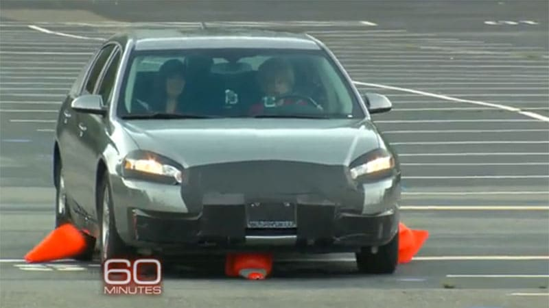 Can DARPA hack into a Chevy Impala through OnStar? | Autoblog