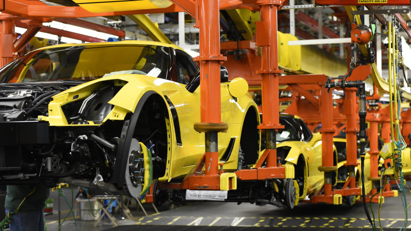 GM Banishes the Auto Sector Gloom With Profit Surprise