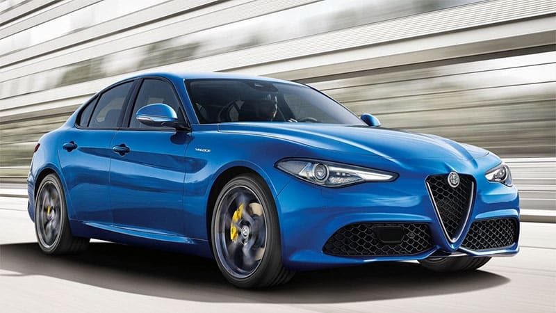 Alfa Romeo Planning A Four Cylinder 350 Hp Giulia Veloce Autoblog