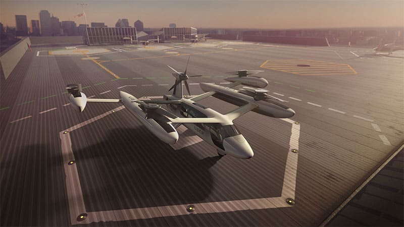 Boeing, Airbus, Uber join Japanese consortium to develop flying cars
