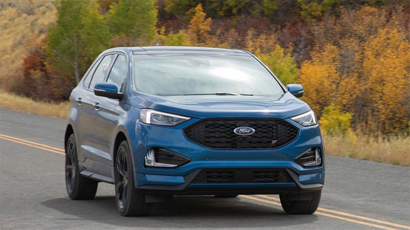 Yes, Ford has thought about an Edge RS