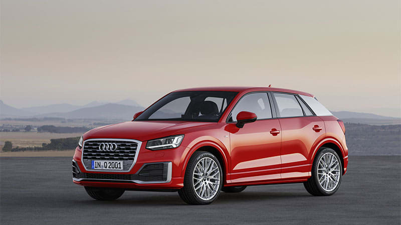 Smaller Audi electric SUV coming in 2020 alongside E-Tron GT