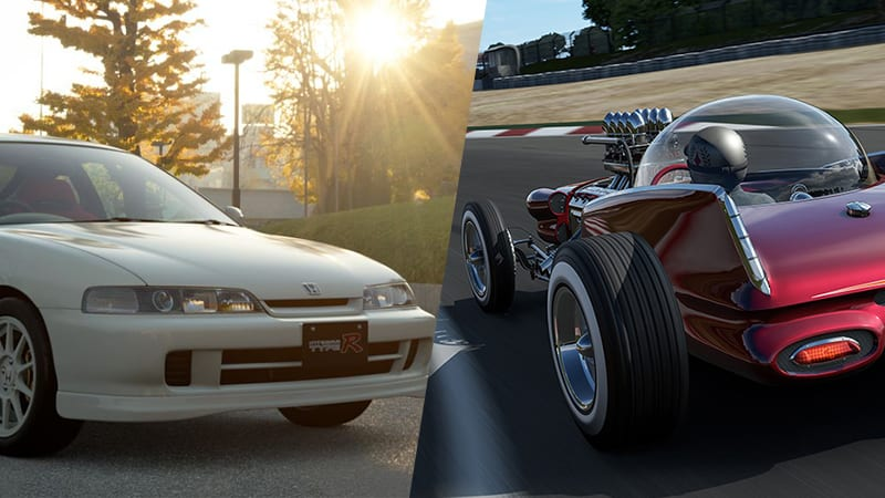 'Gran Turismo Sport' and 'Forza Motorsport 7' each get a batch of new cars
