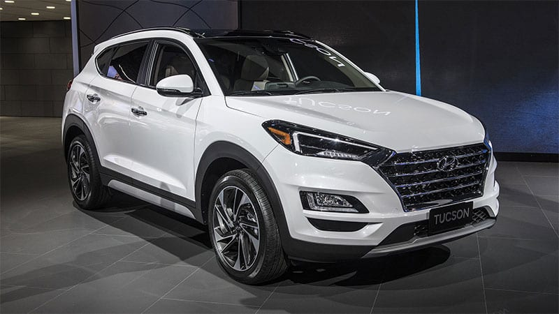 hyundai tucson n coming in two years expect 340. Black Bedroom Furniture Sets. Home Design Ideas