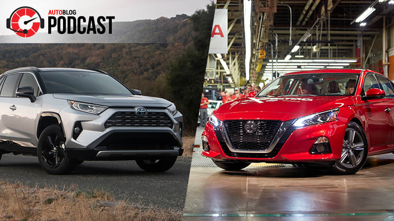 photo image 2019 Toyota RAV4, Nissan Altima and Detroit Auto Show preview | Autoblog Podcast #567