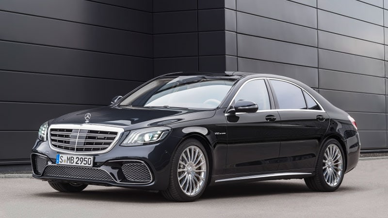 Mercedes-AMG S65 Final Edition is retiring its V12 engine