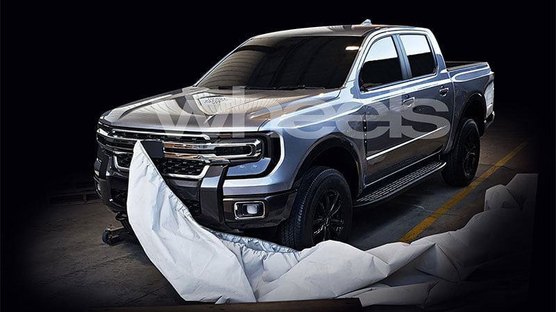 2022 Ford Ranger Is That What This Picture Shows Autoblog