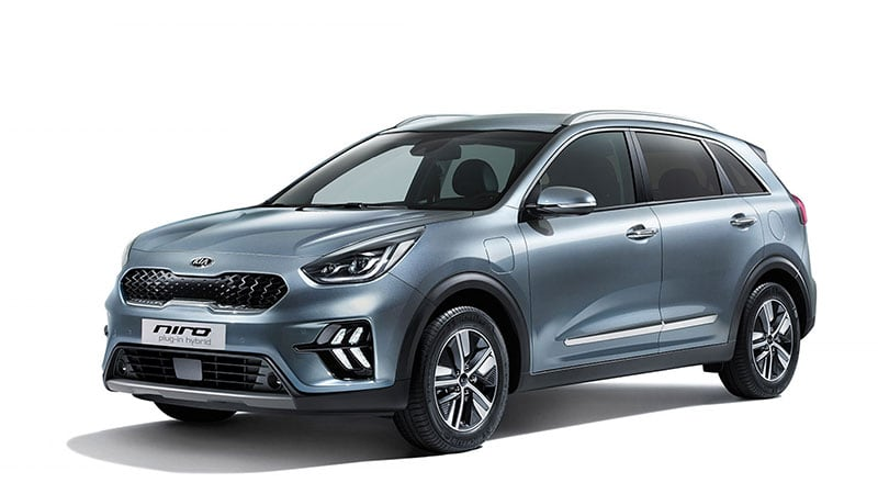 Kia Niro hybrid, PHEV gain looks and technology from the