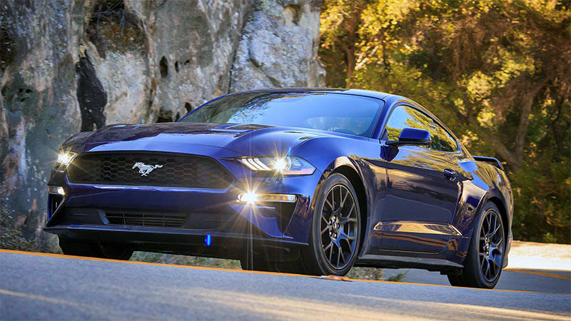 Ford Mustang Could Get More Powerful Ecoboost Option For 2020 Autoblog