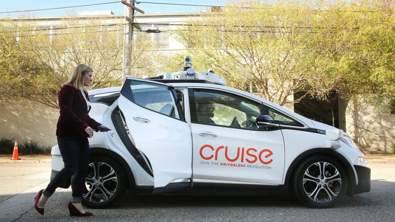 71 Percent Are Afraid To Ride In A Self Driving Vehicle