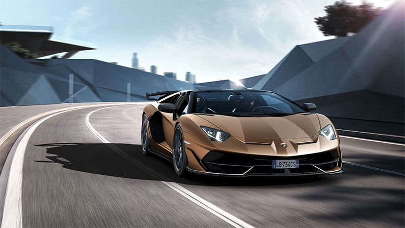Lamborghini S Next Flagship More On Its Plans For Supercapacitors